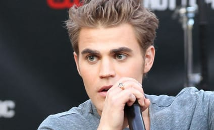 Paul Wesley: What About Me?!?
