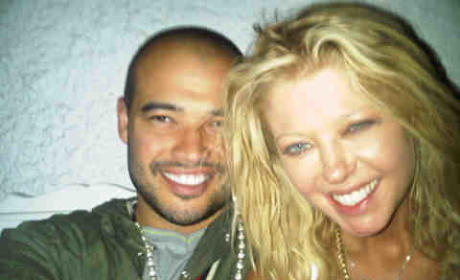 Tara Reid and Zack Kehayov Pic