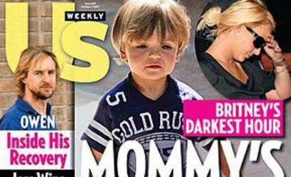 Mommy's Crying: A Look at Britney Spears' Meltdowns and Their Impact on Sean Preston, Jayden James