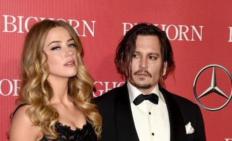 Amber Heard to File Assault Charges Against Johnny Depp