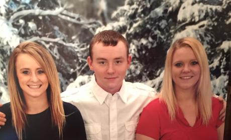 Leah Messer and Siblings