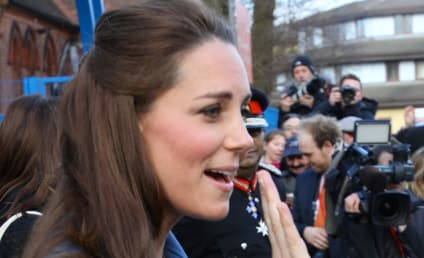 Kate Middleton: Restricting Prince George Access to Royal Family?