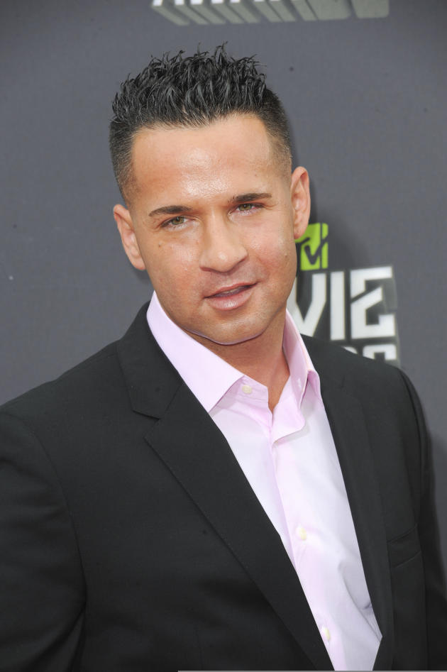 "Mike ""The Situation"" Sorrentino Image"