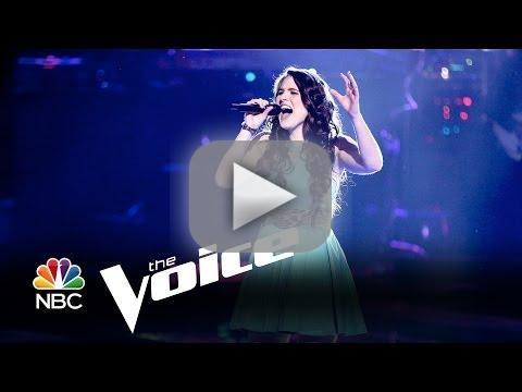 Audra McLaughlin - A Broken Wing (The Voice)