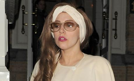 Lady Gaga's Glasses
