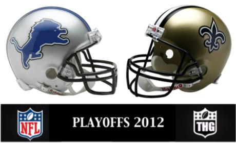 Tale of the NFL Playoff Tape: New Orleans Saints vs. Detroit Lions