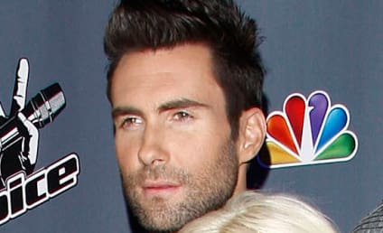 Adam Levine: Releasing Signature Fragrance, Mocked By Christina Aguilera on Twitter