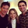 Sophia Bush and Her Scotts