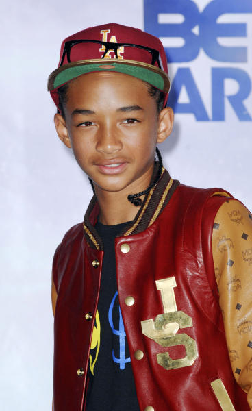 Jaden Smith at the BET Awards