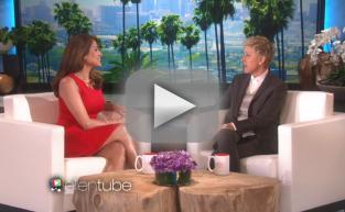 Eva Mendes on Ellen: All About Baby!