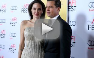 Brad Pitt: Angelina Jolie Slacks Off As A Mom!