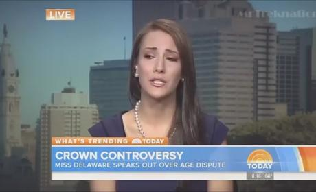 Amanda Longacre, Miss Delaware, Stripped of Crown For Being Too Old!
