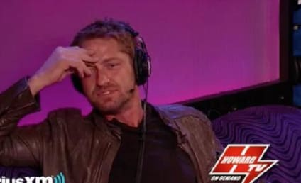 Gerard Butler: Yes, I Banged Brandi Glanville, BUT ...