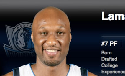Lamar Odom Continues to Suck in Dallas