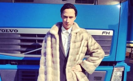 Johnny Weir Fashion Choices: Worthy of Gold or Groans?