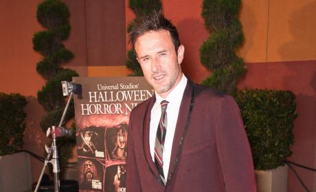 Christina McLarty and David Arquette: Dating!