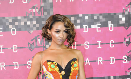 Kat Graham at the VMAs