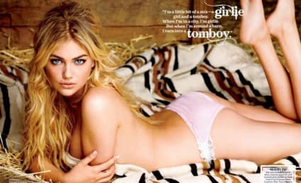 Kate Upton to Star in Mercedes Super Bowl Ad
