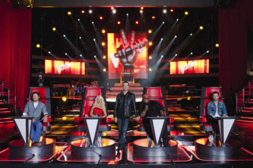 The Voice Promo Pic