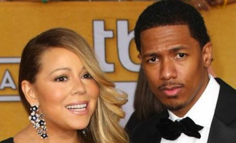 Nick Cannon Denies Mariah Carey Divorce Rumors