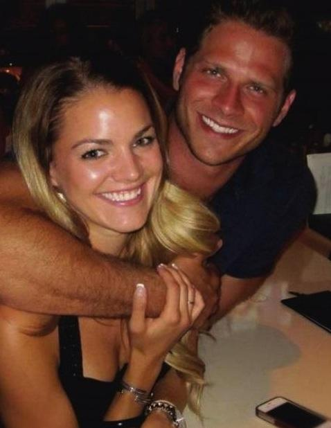 Ryan McDill and Nikki Ferrell
