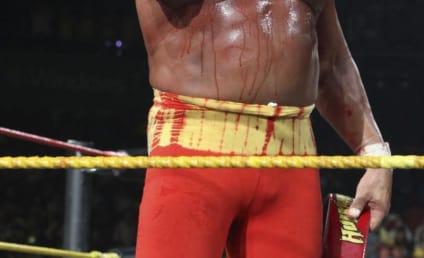 Hulk Hogan Ponders Anna Nicole Smith Saga