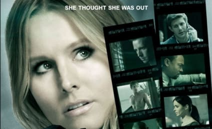 Veronica Mars Movie Poster: Unveiled!