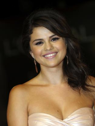Selena Gomez Film Festival Photo