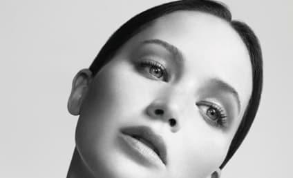 Jennifer Lawrence Dior Pics: Gorgeous!