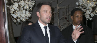 Christine Ouzounian and Ben Affleck: In Touch Everyday… All Day?!?