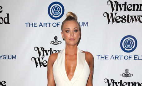 Kaley Cuoco: The Art of Elysium Presents Vivienne Westwood & Andreas Kronthaler's 2016 HEAVEN Gala