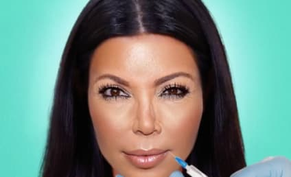 Watch Kim Kardashian Morph Into Her Mom in Crazy Time Lapse Video