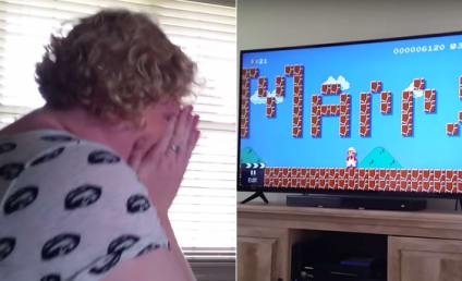 Genius Uses Super Mario to Pop Marriage Question