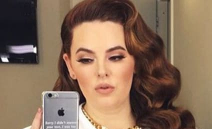 Tess Holliday Shares Intimate Photo, Wants to #Normalizebreastfeeding