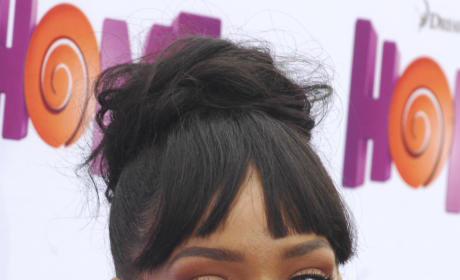 Rihanna Home Premiere Photo