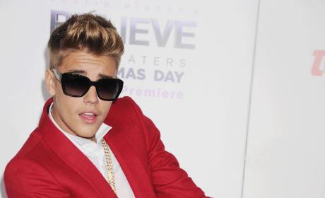 Justin Bieber Poses
