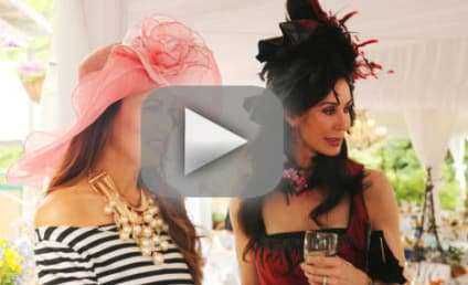 The Real Housewives of Dallas Recap: Charity, Farts For All