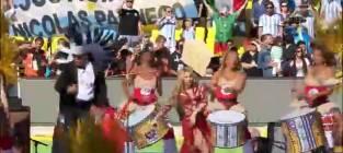 Shakira World Cup Performance