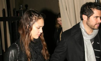 Jessica Alba: Pregnant with Cash Warren's Baby