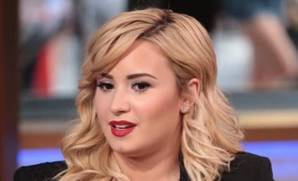 "Demi Lovato on Father's Death: ""It's Difficult"""
