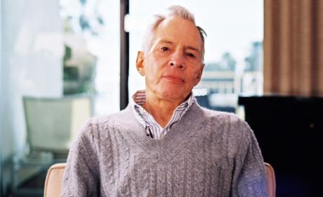 Robert Durst Talks Love of NFL, Opera in First Letter From Jail