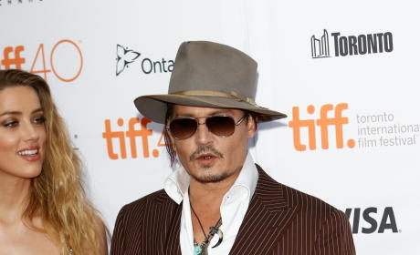 Johnny Depp: Drunken Assault on Amber Heard Revealed?