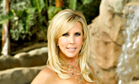 Vicki Gunvalson: Hospitalized for Bleeding