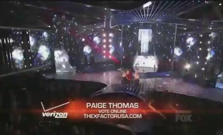 "Paige Thomas - ""Last Dance"""
