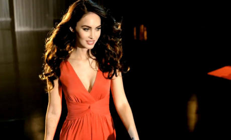 Megan Fox Commercial Photo