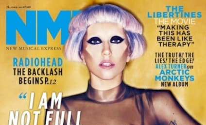 Lady Gaga: I'm Not Full of $h!t. You?