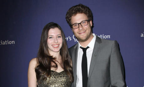 Seth Rogen: Engaged to Lauren Miller!