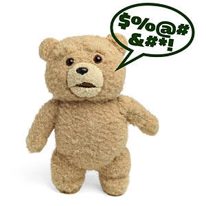Ted Talking Bear Doll