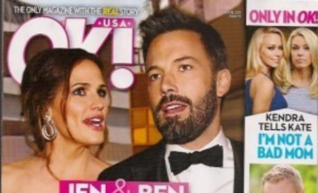 Ben Affleck and Jennifer Garner: Marriage in Trouble?