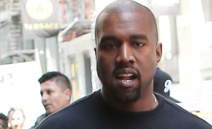 Kanye West: Taking Over Scott Disick's Dad Duties?!